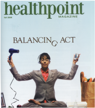 The Healthpoint Cover